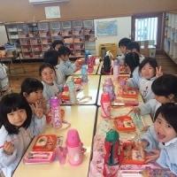 年長組☆絵画「マリア様のこころ」&体操教室