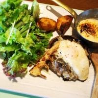 いろいろチーズの「濃厚」ハンバーグ(ノースコンチネント 宮の森店)