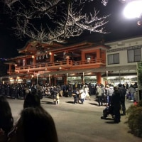 2017初詣(゚д゚)