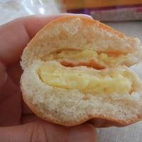 薄皮スイートポテトクリームパン ヤマザキ