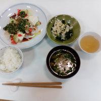 初料理教室
