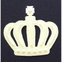 エンボスされた王冠のクラフトパンチはデコップ・ クラウン<shopWA・ON>