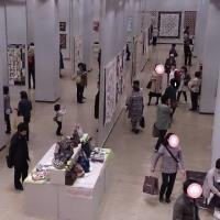 第4回復興キルト展in盛岡