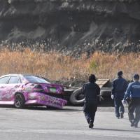 【今後、主催者の競技車輌ルールを厳しくする事ですね・・・】ドリフト競技事故 !タイヤ直撃の重体女性が死亡 宇都宮