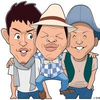 ファンキー加藤さんの似顔絵。