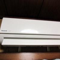 シャープエアコン暖房効かない→パナソニックCS-226CFに交換工事
