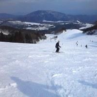 やっと行けました・・・初スキーin 万場