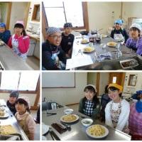 2年ぶりの・・・子どもの食育料理教室♪