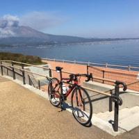 桜島の噴火に久しぶりに遭遇しました