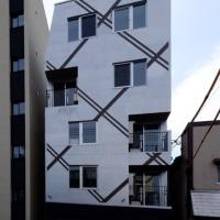 竣工 T-サイクルビル(rc壁式5階建)