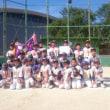 第20回五島子供ソフトボール大会(いそだ杯)