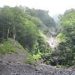 富士山大沢崩れ標高約1500m