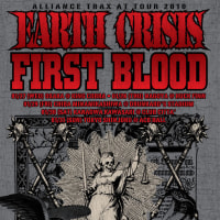 EARTH CRISIS に FIRST BLOOD!!!行けない...........