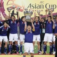 日本李がV弾!最多4度目V/アジア杯