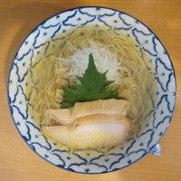 17077 NOODLE KITCHEN TERRA@野々市市 2月22日 昼の限定鶏清湯リピしました