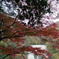 袋田の滝と竜神大吊橋
