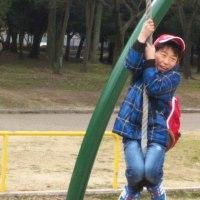 久宝寺公園で