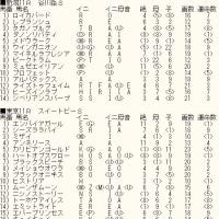 「天皇賞・春」未掲載5頭のカバラ暗示とWIN5対象レースのカバラ暗示付き出馬表