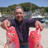 4月25日(火)キンメ釣果