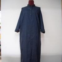 大島紬の着物からワンピース(オーダー)