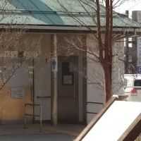 苦節ウン年、初めて気が付いた@駅トイレの存在