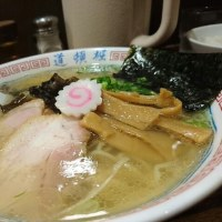 中華めん処道頓堀@地下鉄成増 「塩らぁめん」