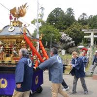 本屋親父のつぶやき 4月20日無事春日神社春祭りは終わりました。