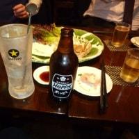 浜松町、「つかさ」で懇親会