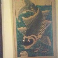 べトナムの旧家保存館で見た、鯉の掛け軸…のナゾとは?