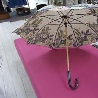 日傘、入荷しました!