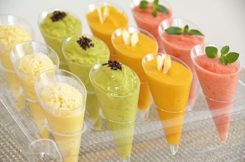 アガベでアイスクリーム