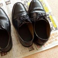 夏タイヤから冬タイヤ、夏靴から冬靴。