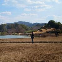 春近し 岡山後楽園 散策