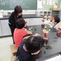 アートフラワー教室