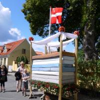 デンマーク バラ祭 ジェントルマン