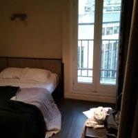 パリのアパートで宿泊