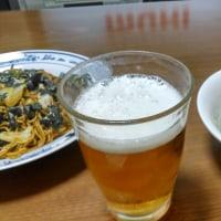 ビールが美味い!