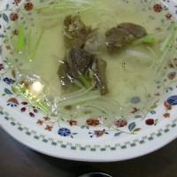 うなぎパイ・牛テールスープ