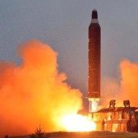北朝鮮に軍事行動はとるべきでないと、一部のメディアは述べています