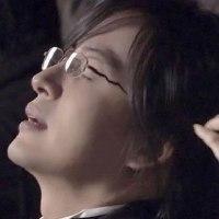 目瞑りヨンジュンさん☆