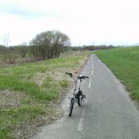自転車で豊平川沿いぷらぷらその3