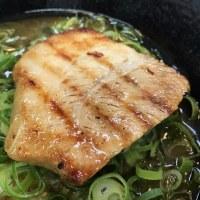 拉麺プカプカ@福山市南蔵王町 「魚介らーめん ネギ盛り」