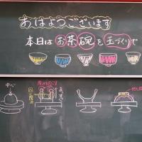 全員が茶碗作り