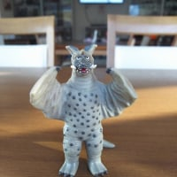 TAC日記「有翼怪獣」