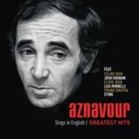 Charles Aznavour / Aznavour Sings In English - Official Greatest Hits
