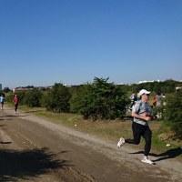 第4回多摩川季節のめぐみマラソン