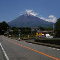 富士五湖  +  富士山一周  +  五号目