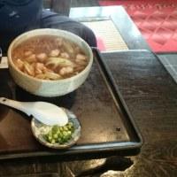 元六蕎麦(・ω・)ノビシッ