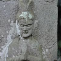浦賀湊周辺の庚申塔-(5)
