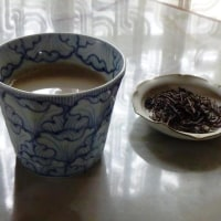 きょうのお茶